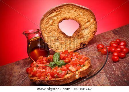 Apulian Bread Rings