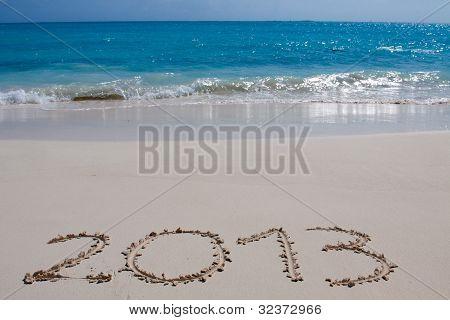 Feliz ano novo de 2013