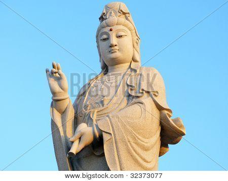 Big Standing Guan Yin
