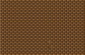 Brown Brick Background. Brick Color Brown For Background. Brown Vector Background. Texture Brick Bac poster