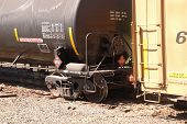 picture of boxcar  - Another Train Derailment Derailment Alley Roseburg Oregon Propane Tanker - JPG
