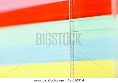Block Of Sticky Notes