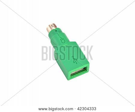 Usb To Ps2 Adapter