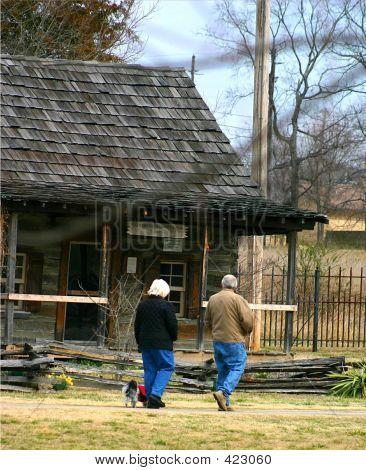Seniors Site Seeing