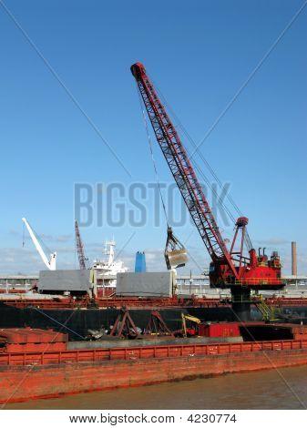 Harbor Crane