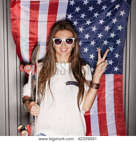Joven patriota