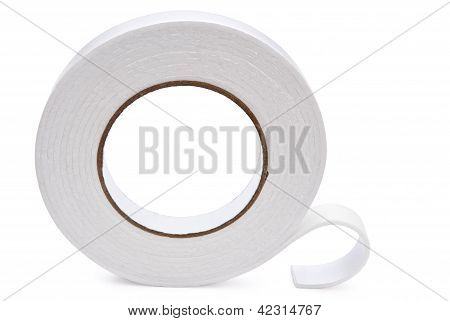Double Side Adhesive Tape With Clipping Path