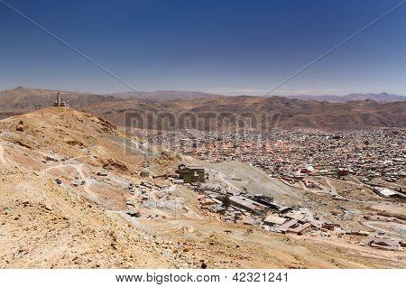 América del sur - Bolivia, Potosí