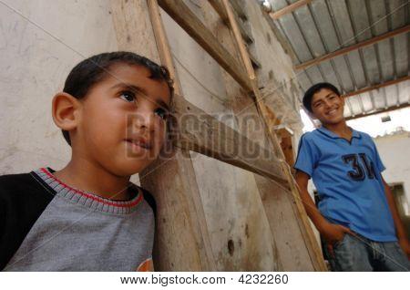 Brothers In Gaza