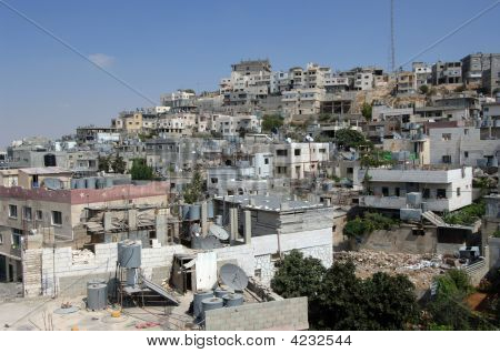 West Bank Refugee Camp