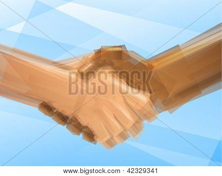 Handshake Business Deal