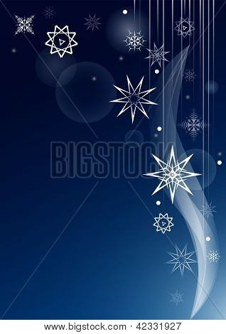 Winter Whirlwind Snowflakes
