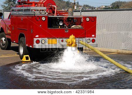 Hydrant Testing