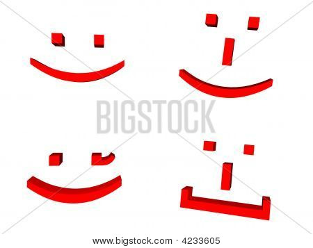 Happy Smiley Faces