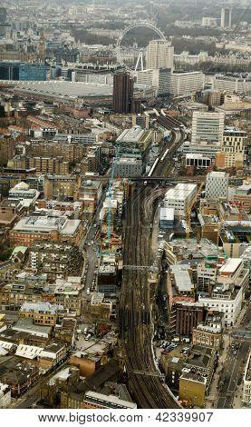 South London railway lines