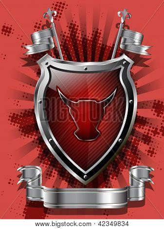 Red Bull Shield