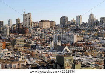 View Of San Francisco Downtown 3