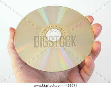 Disc In Hand