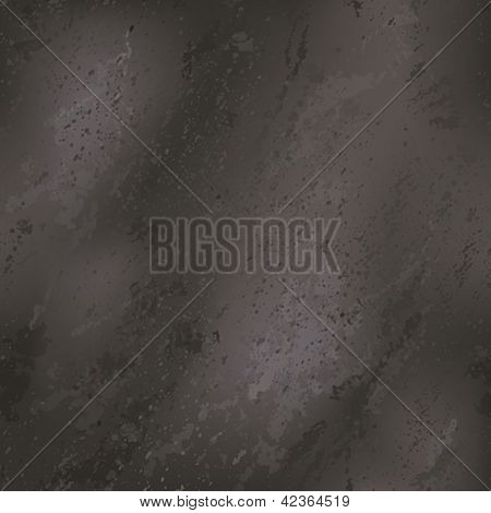 Seamless dark stone texture. Vector eps10.