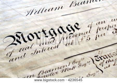 Old Mortgage