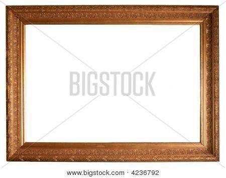 Gold Art Frame