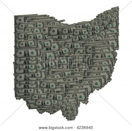 Ohio Dollar Outline