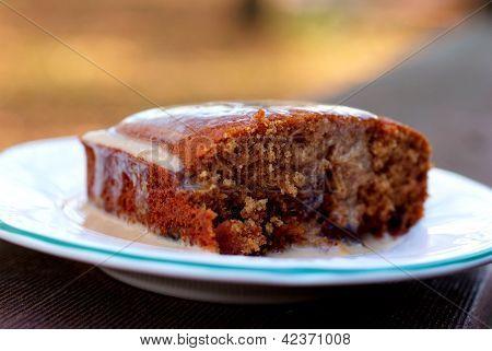 sticky date pudding