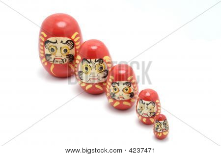 Chinese stackable toy