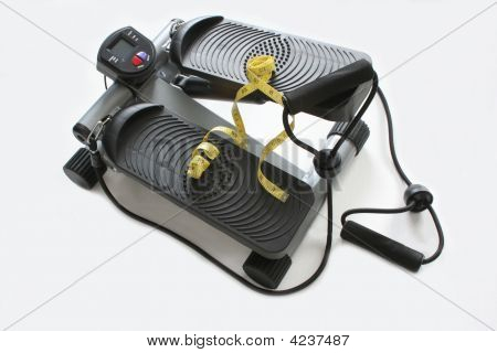 Portable Fitness Stepper