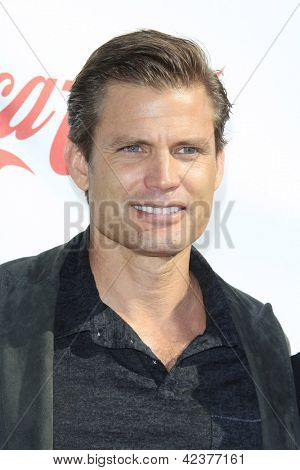 LOS ANGELES - FEB 17: Casper Van Dien at the 3rd Annual Streamy Awards at the Hollywood Palladium on February 17, 2013 in Los Angeles, California