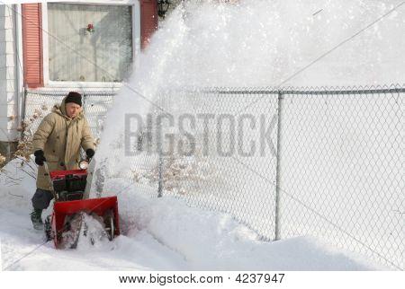 Harold Snow Blower 7