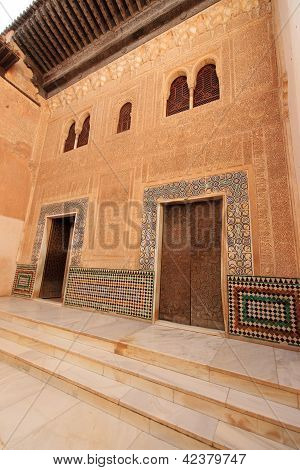Moorish Architecture In The