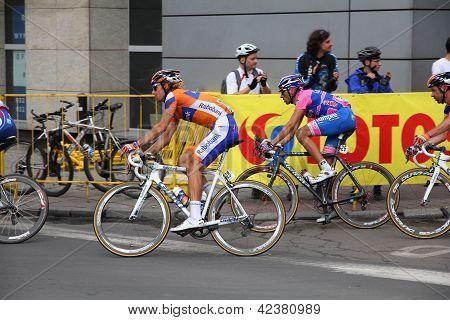 pro Radfahrer Dennis van Winden