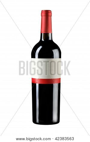 Sealed Bottle Wine
