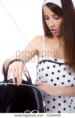 Model Checking Her Bag