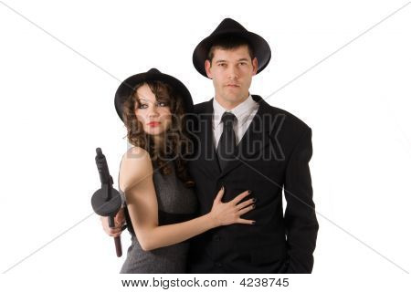Mafia-paar