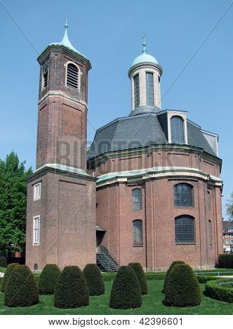 Clemenskirche In Muenster