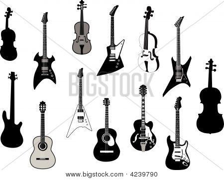 Stringed Instruments