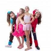 foto of  dancer  - kids dance school - JPG