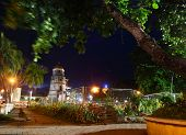 picture of negro  - Night view of Dumaguete city - JPG