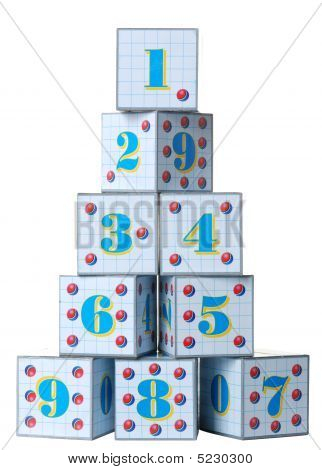 Figures On Cubes