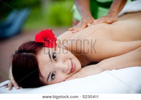 Outside Massage