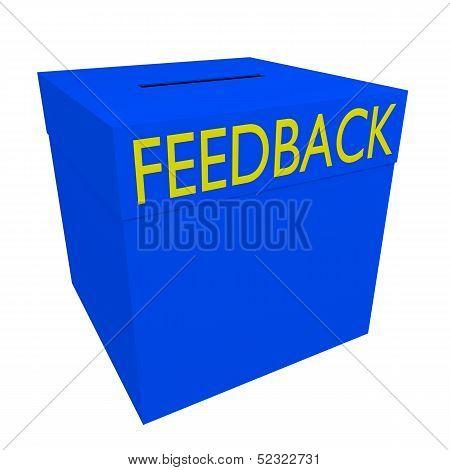 Feedback box