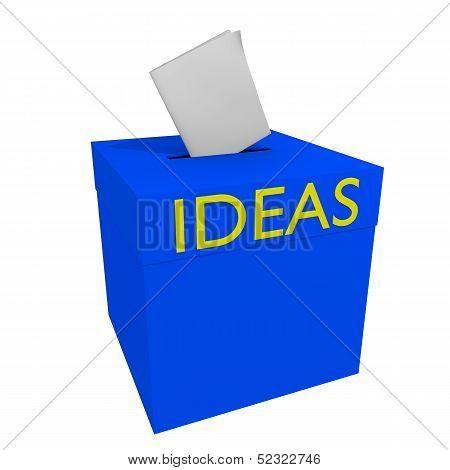 Ideas box