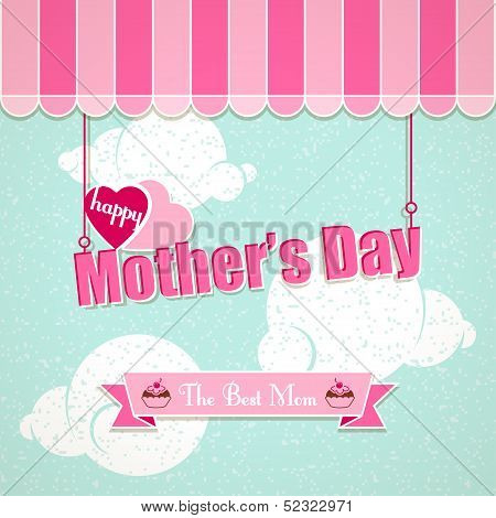 Greeting Card Happy Mothes Day