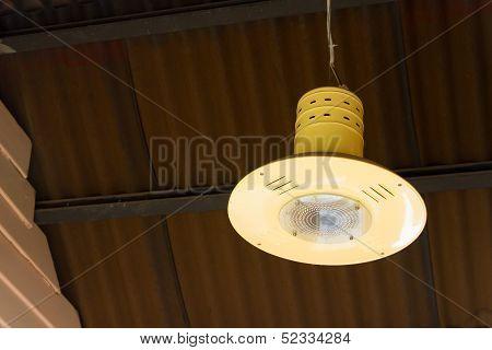 Retro Lamp Post