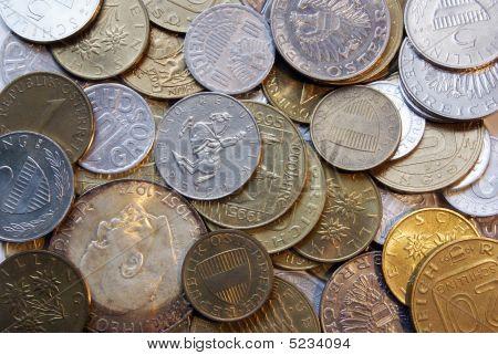 Austrian Schilling Coins