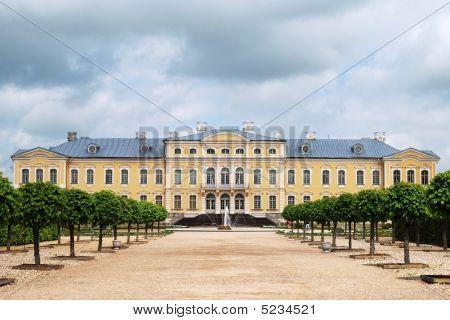Rundales Palace