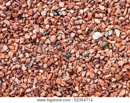 Red Stone Gravel