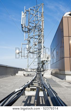 Antennas For Mobile Phone Technology